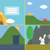 【Unity】対戦ゲームような画面分割を作る方法
