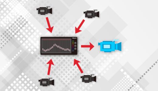 【Unity】Cinemachine Mixing Cameraで複数カメラをブレンドする